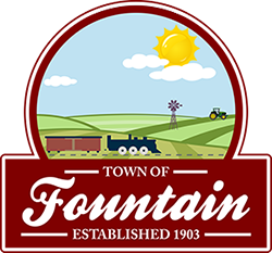 Town of Fountain NC Logo